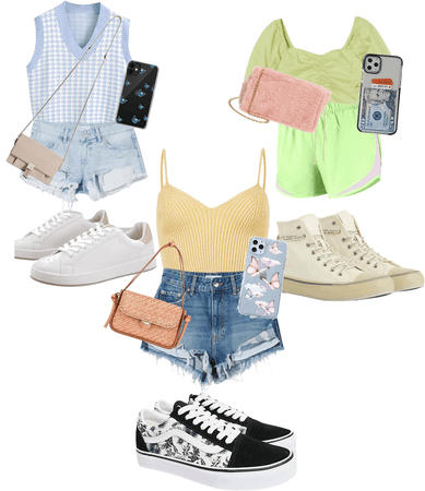 some outfits for summer