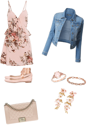 cute weekend outfit for summer 💖💜