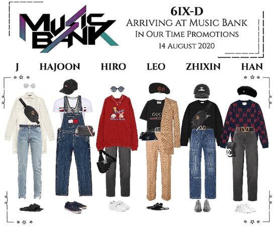 6IX-D [씩스띠] Music Bank 200814