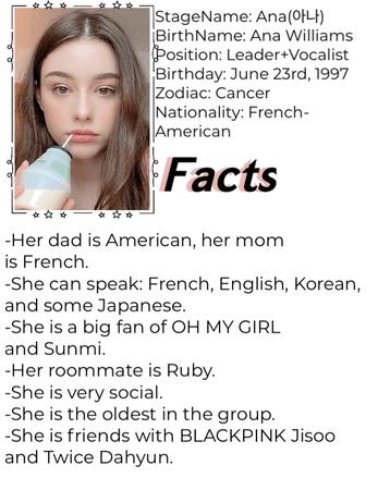 4MUSES Member Profiles- Ana