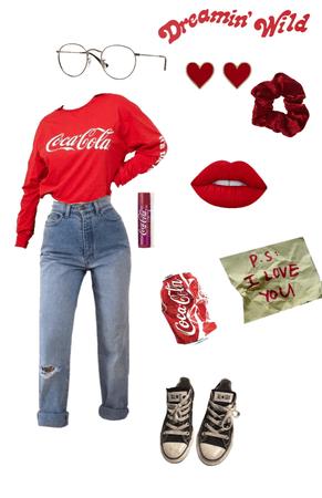 cherry cola 🍒