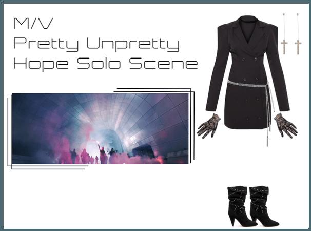 ☾heshire Moon - Pretty Unpretty MV - HP Solo Scene