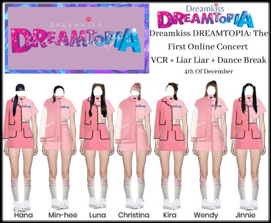 DREAMKISS (드림키스) DREAMTOPIA Stage #2