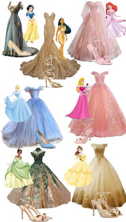 Modern Disney Princess