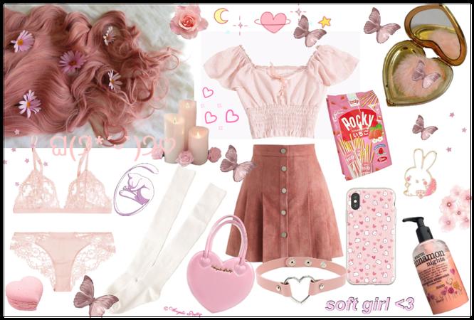 Pink Angel Pretty