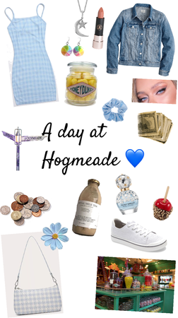 Thalya Collection ~ A day at Hogsmeade