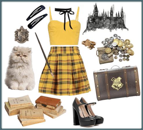 if i went to hogwarts: hufflepuff