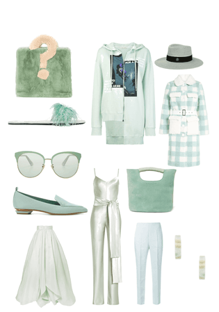 shade of Mint