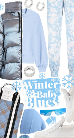 winter baby blues ❄️