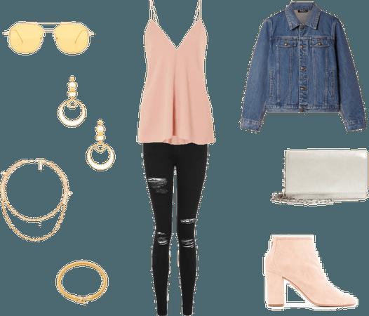 Pink & Gold Pop