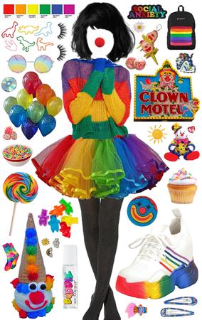 clown pride