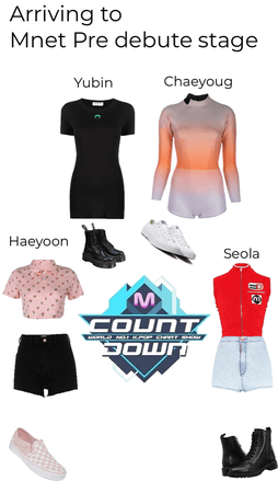 Arrivinn to Mnet