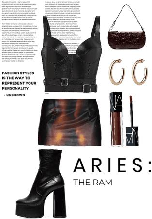 Aries: Zodiac Series