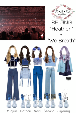 BSW World Tour: Beijing
