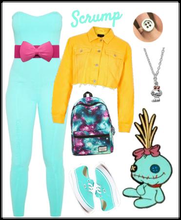 Scrump outfit - Disneybounding - Disney