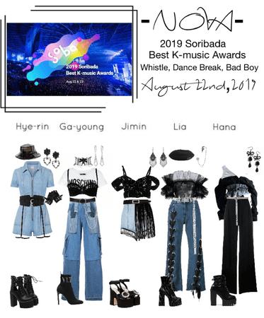 -NOVA- 2019 Soribada Best K-Music Awards