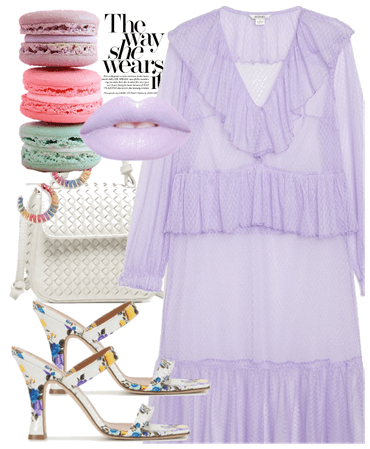 Lovely in Lilac~