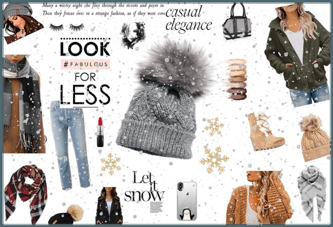 winter hat challenge