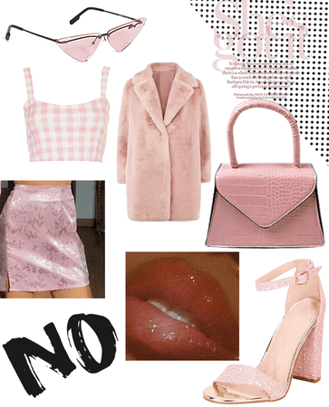 Friday's we wear Pink