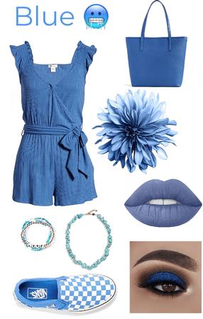Blue 🥶
