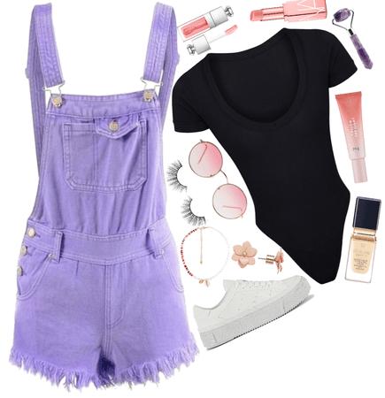 cute overalls 😍