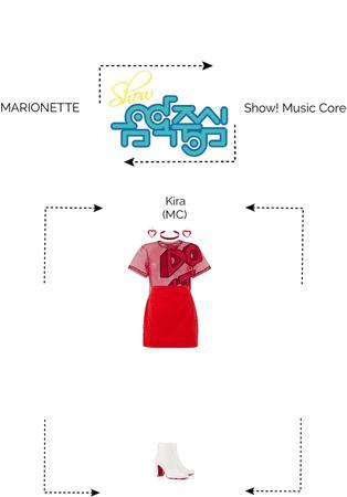 MARIONETTE (마리오네트) [MC-Kira] Show! Music Core