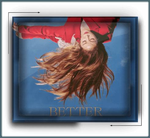 Somi Better Poster