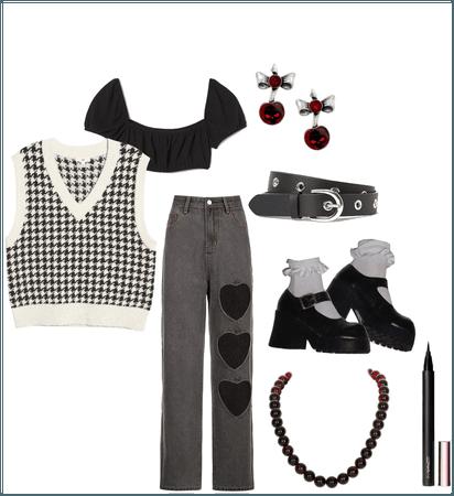 black&white aesthetic