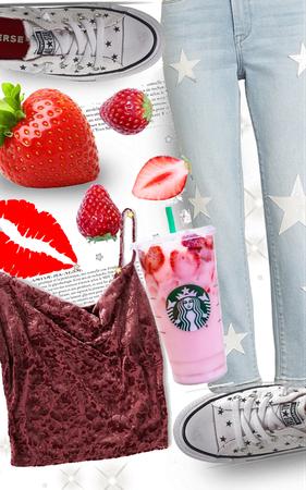 strawberry star ⭐️