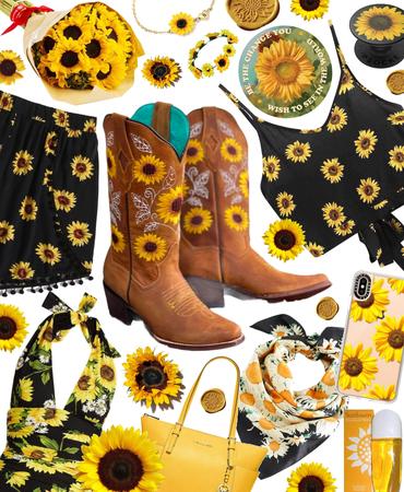 sunflower mama