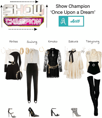 'once upon a dream' - Show Champion
