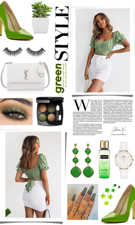 Green style💚🌱