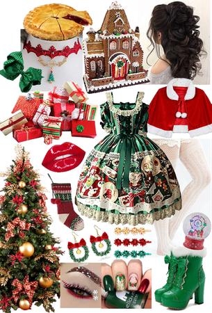 🎄🌹Lolita Christmas!🌹🎄