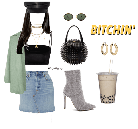 Matcha Outfit