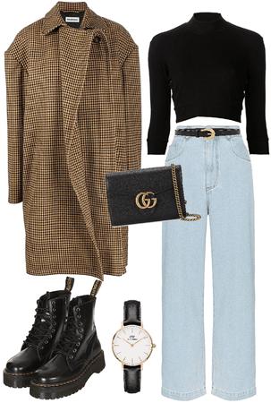 elegance meets fall