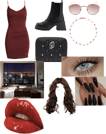 Will you pick this outfit to go to a party or out with friends