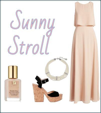 Sunny Stroll