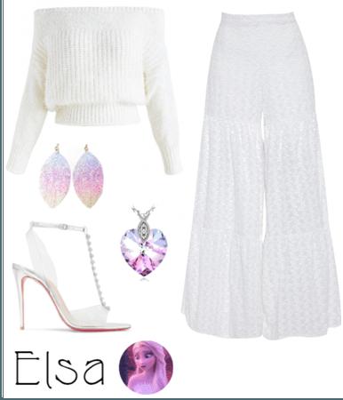 Elsa Fifth Spirit