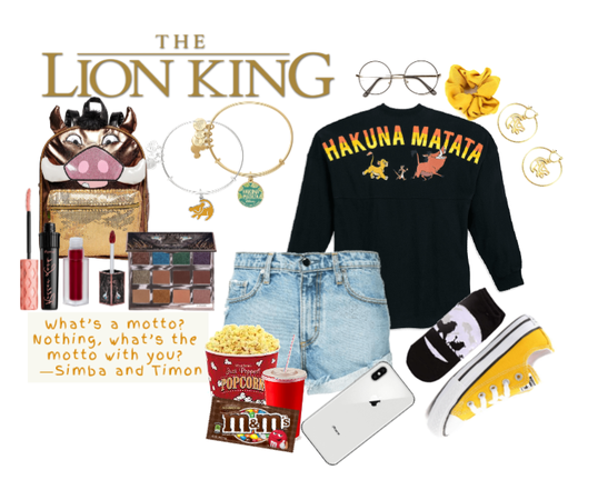 Lion King: Movie Theater Outfit