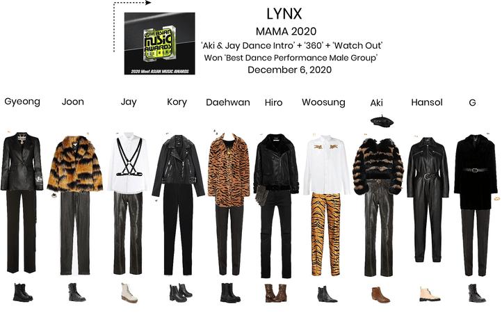 Lynx// MAMA 2020