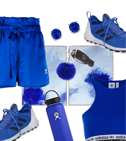 Sporty Pantone Color of the Year: Classic Blue