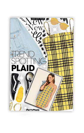 💛 TREND SPOTTING: PLAID 💛
