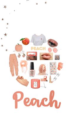 peach :)