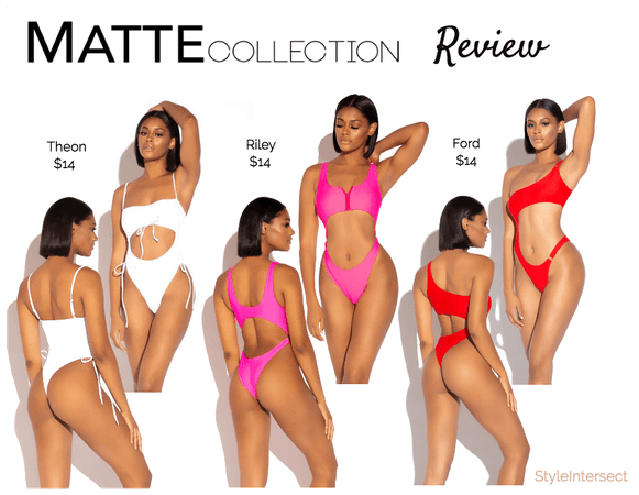 Matte Collection Review Style Intersect