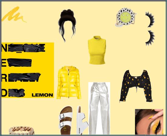 LEMON~ By N.E.R.D ( Ft.Rihanna )
