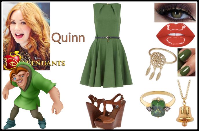 Quinn - Formal