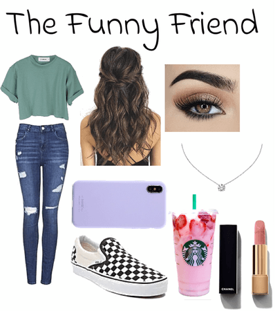 the funny friend