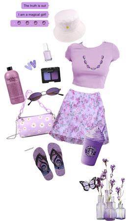 Summer Purples