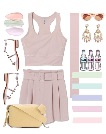 Muted Pastels All Summer Long!