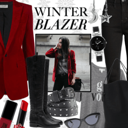 Winter Blazer